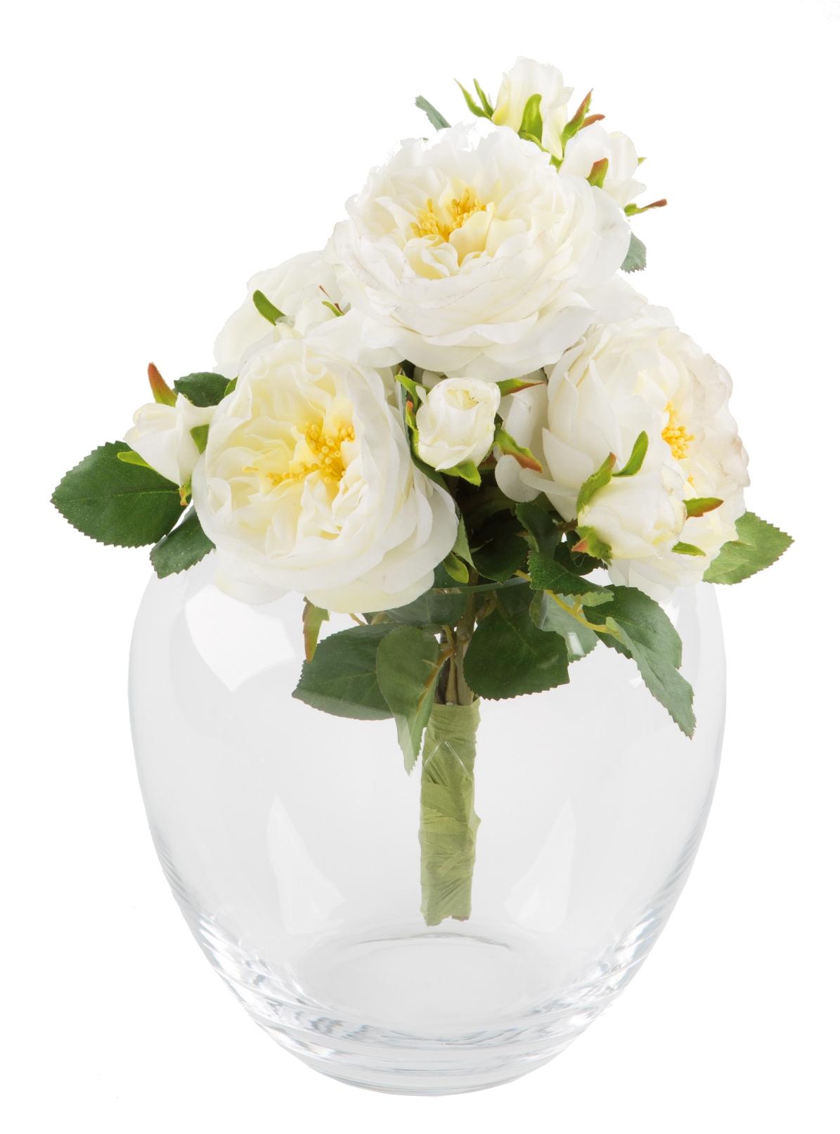 fink living cecile rosenstrau ohne vase kunstblumen. Black Bedroom Furniture Sets. Home Design Ideas