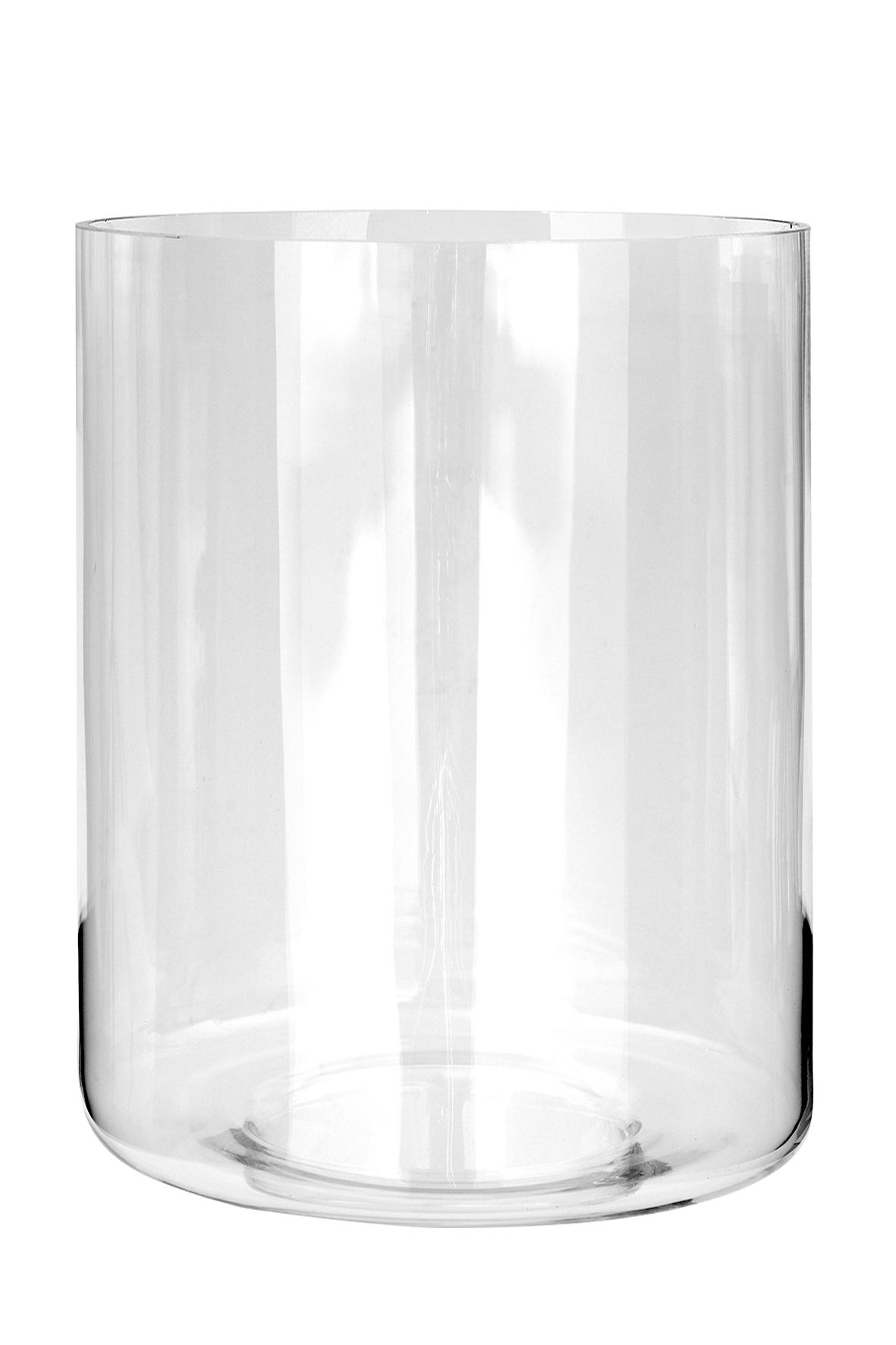 fink living glaszylinder mit boden windlichter. Black Bedroom Furniture Sets. Home Design Ideas