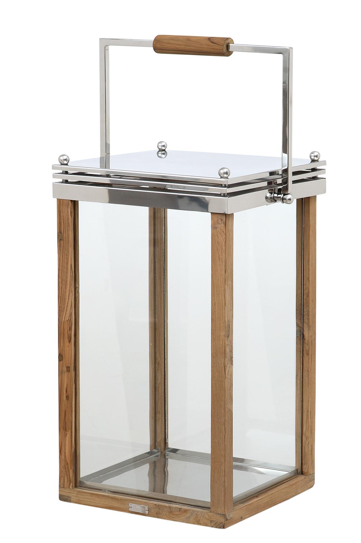 fink living laterne madeira gro windlichter. Black Bedroom Furniture Sets. Home Design Ideas