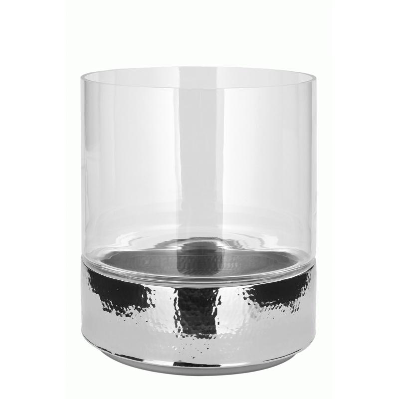 Fink Windlichter Aus Glas Und Silber Fink Living Onlineshop